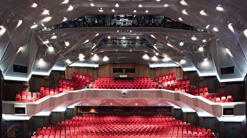 Staatstheater Darmstadt, Großer Saal