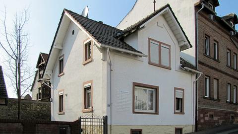 Stadtschreiberhaus Bergen-Enkheim