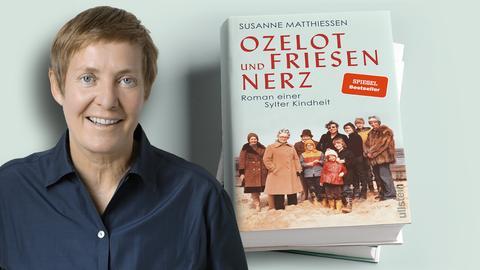 Susanne Matthiessen Ozelot und Friesennerz Mock Up