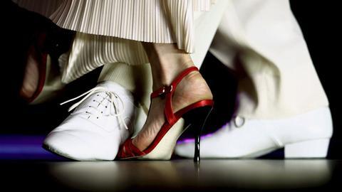 Tango Tanz Schuhe