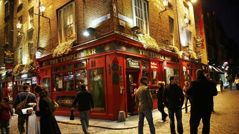 Temple Bar Dublin Irland