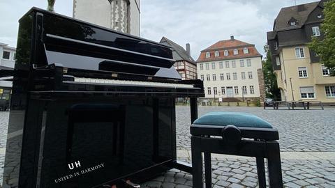 The Lost Piano