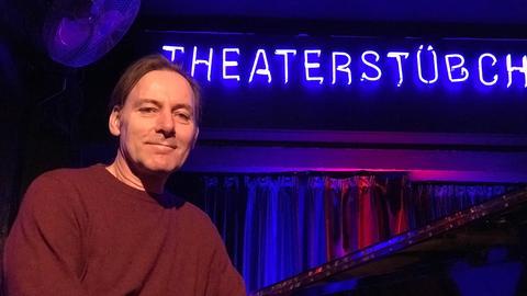 Markus Knierim im Theaterstübchen Kassel