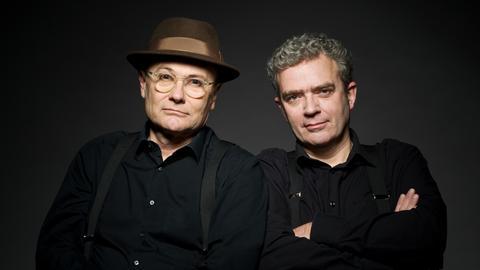 Thomas Pigor und Benedikt Eichhorn