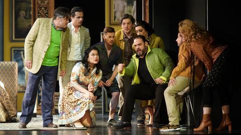 Staatstheater Wiesbaden: Il trittico