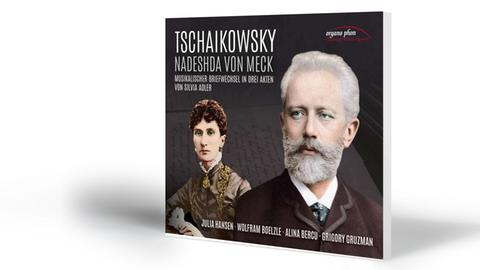 Tschaikowsky & Nadeshda von Meck - Musikalischer Briefwechsel in drei Akten von Silvia Adler