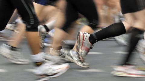 Turnschuhe laufen Läufer