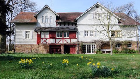 Ubbelohde Haus zu Ostern