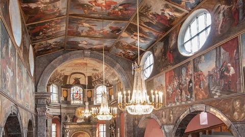 Unionskirche Idstein - Geheimtipp Kunst