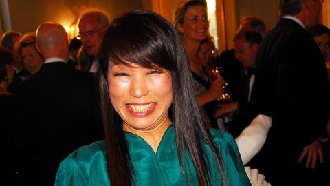 Die Komponistin Unsuk Chin