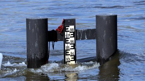 Wasserstand Pegel