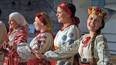 Weltmusik-Festival Rudolstadt
