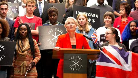 Years and Years Emma Thompson BBC