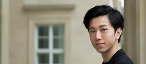 Pianist Ziyu Liu