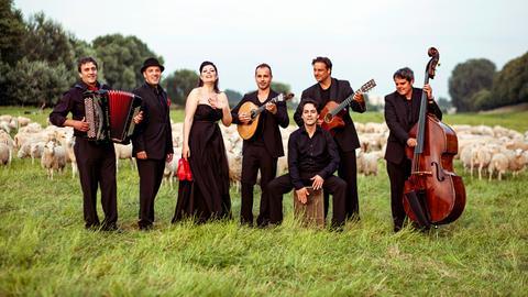 Das Fado-Ensemble Sina Nossa