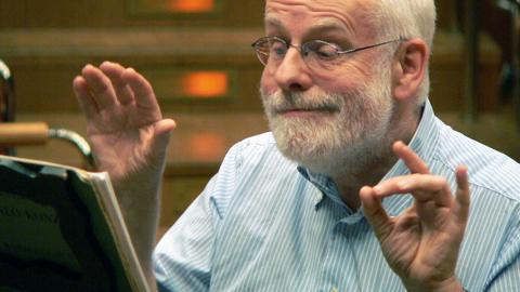 der nierderländische Organist, Cembalist und Dirigent Ton Koopman