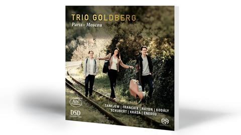 Trio Goldberg: Paris - Moscou