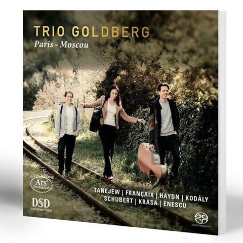 Trio Goldberg: Paris - Moscou