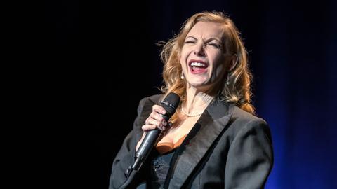 Ute Lemper, Sängerin