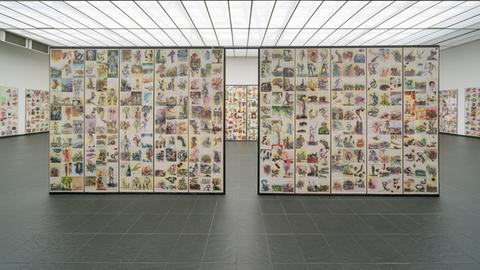 Horst Haack: Chronographie Terrestre (Work in Progress)