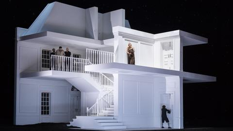Oper Frankfurt Rodelinda 2019