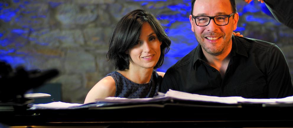 Kulturlunch 19/20 Countertenor Andreas Scholl und Pianistin Tamar Halperin