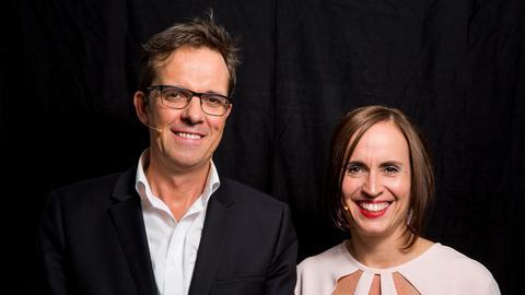 ARD-Radionacht mit Alf Mentzer und Catharina Mundt