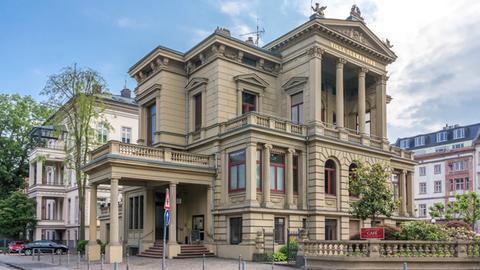 Villa Clementine Literaturhaus Wiesbaden