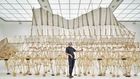 Frankfurter Kunstverein: Empathische Systeme