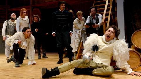 Bad Vilbel: Shakespeare in Love