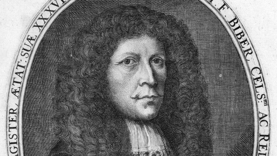 Heinrich Ignaz Franz Biber, Vize-Kapellmeister des höchst erhabenen und höchst verehrungswürdigen Fürsten und Erzbischofs zu Salzburg seines Alters 36 Jahre