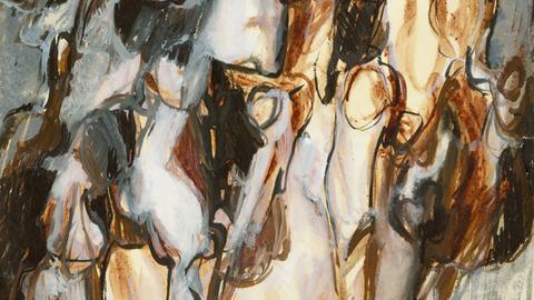 Eva Hesse: Ohne Titel, 1962