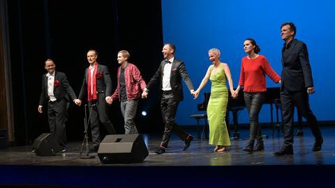 Hörfest 2020 - Alle Künstler