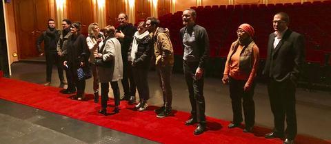 hr2-Kulturverführung Stadttheater Gießen 2019