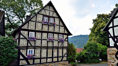Der Schartenhof in Eckelshausen ist einer der Veranstaltungsorte.