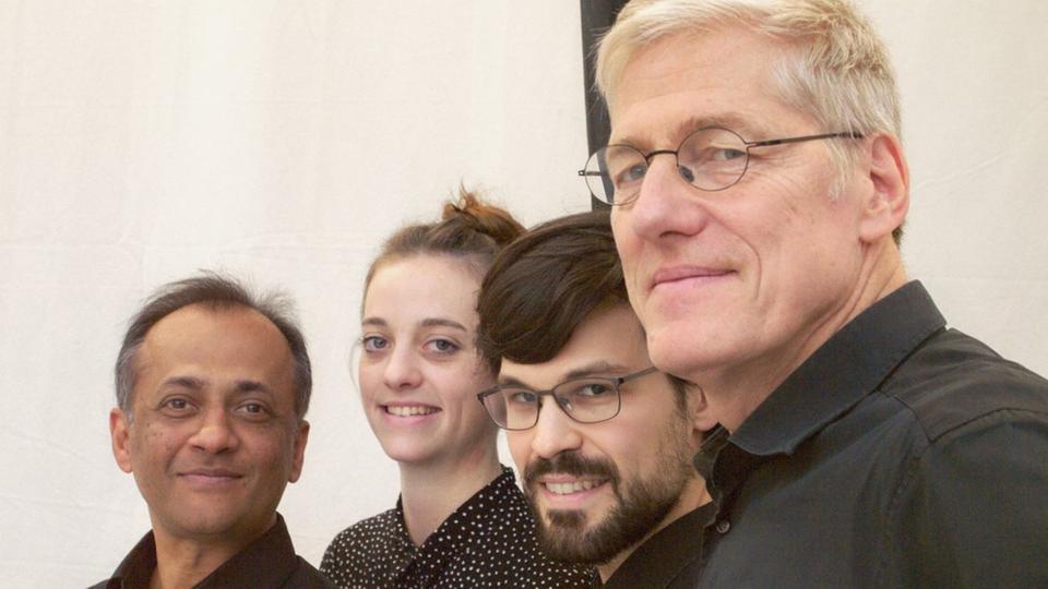 Das Isenburg-Quartett