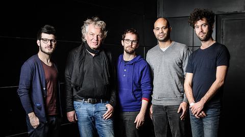 Emile Parisien Sfumato Quintet with Joachim Kühn
