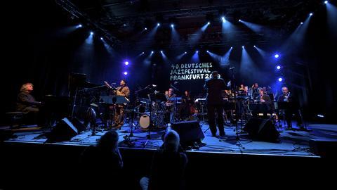 Jazzfestival Frankfurt 2019 Programm