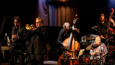 Melodic Ornette - hr-Bigband featuring Joachim Kühn & Michel Portal