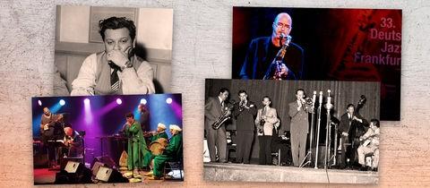 Webspecial 50. Jazzfestival