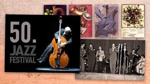 Teaser 50. Jazzfestival
