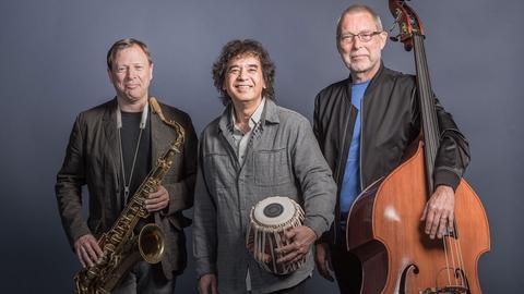 Deutsches Jazzfestival Frankfurt 2019 - Tag 2 - Holand Hussein Potter