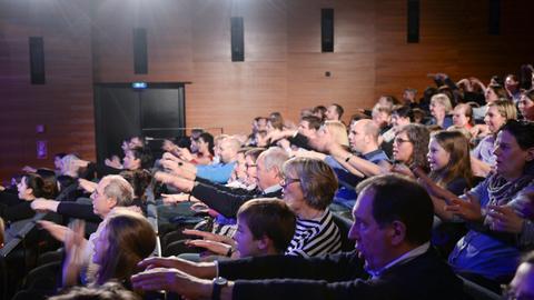 hr2-Kinder-Hörgala 2018: Kleine und große Gäste