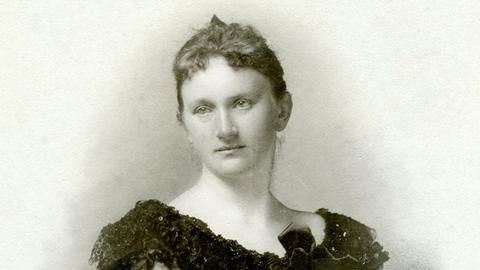 Luise Greger, 1899