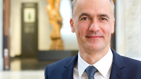 Dr. Martin Faass, Direktor Hessisches Landesmuseum Darmstadt