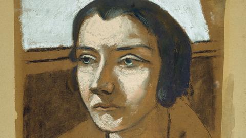 Max Beckmann: Bildnis Marie Swarzenski, ca. 1927