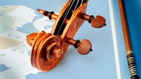 Musikland-Titelbilder: Violine