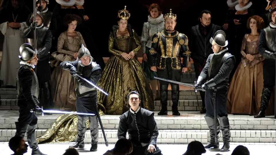 "Oper Frankfurt ""Don Carlo"""