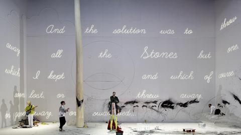 Schauspiel Frankfurt: Warten auf Godot