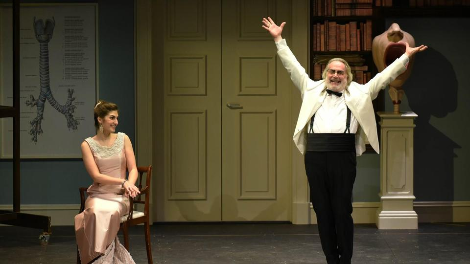 "Staatstheater Wiesbaden ""My fair lady"""